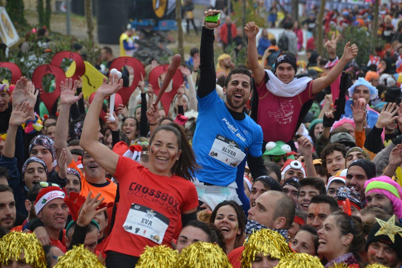 El 17 de diciembre vuelve la BUFF� Epic Run Barcelona