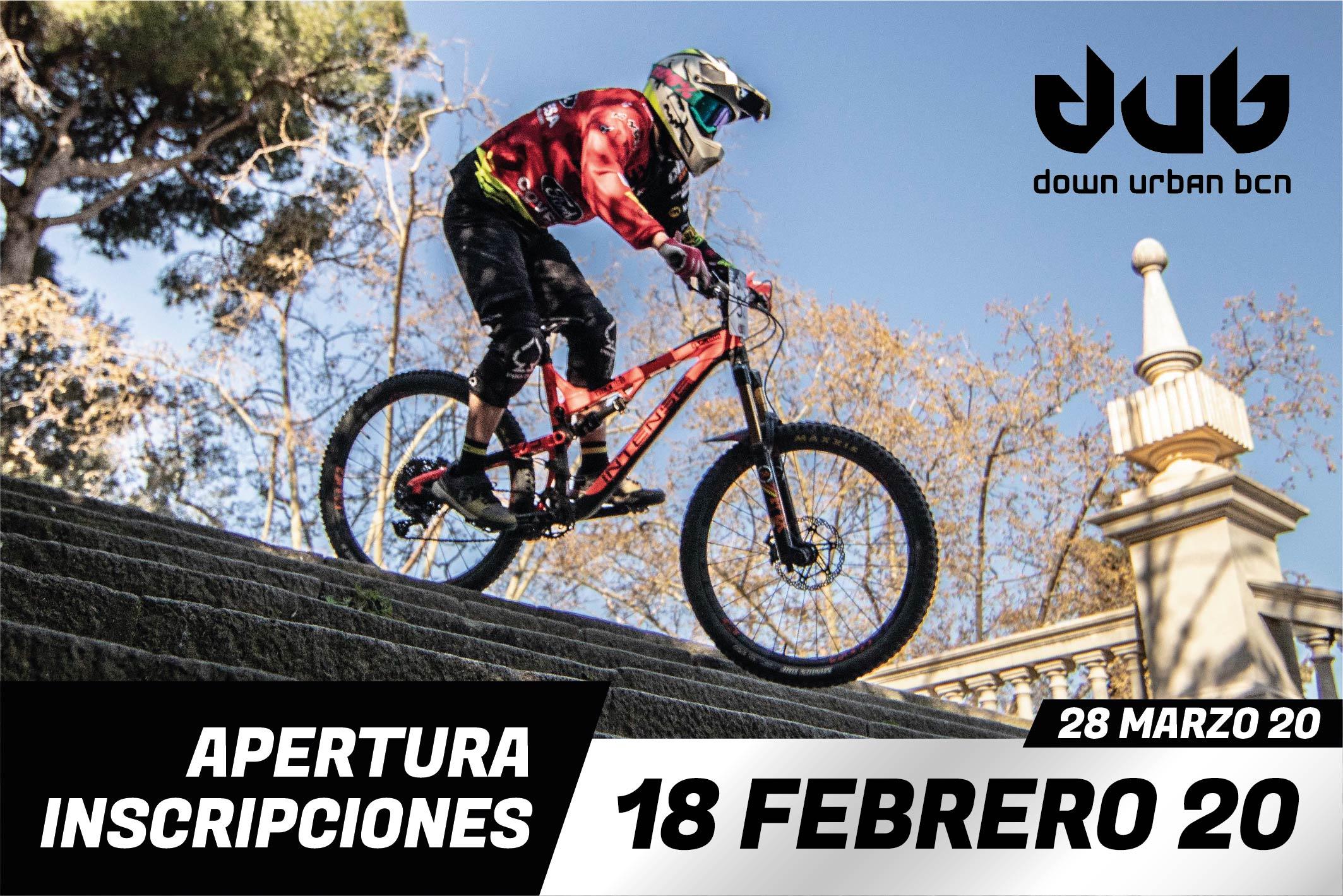 El 28de marzo vuelve el Down Urban Barcelona dentro de la Cycling Week Barcelona 2020