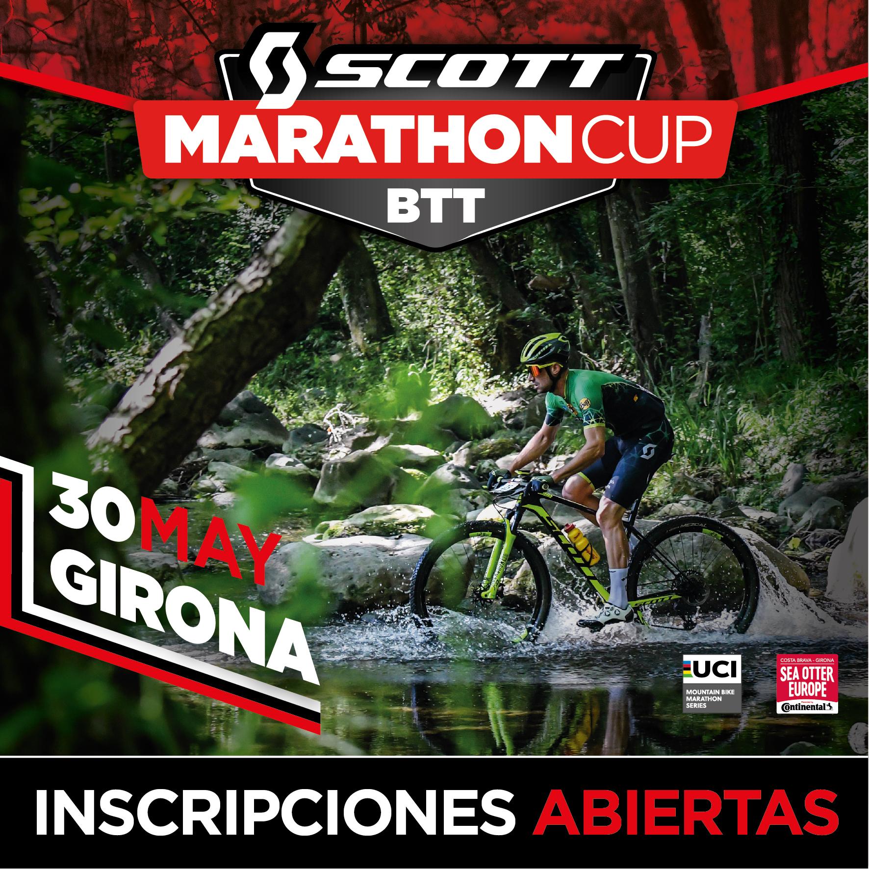 La Scott Marathon Cup de Girona abre inscripciones y�aguarda con los mejores singletrack