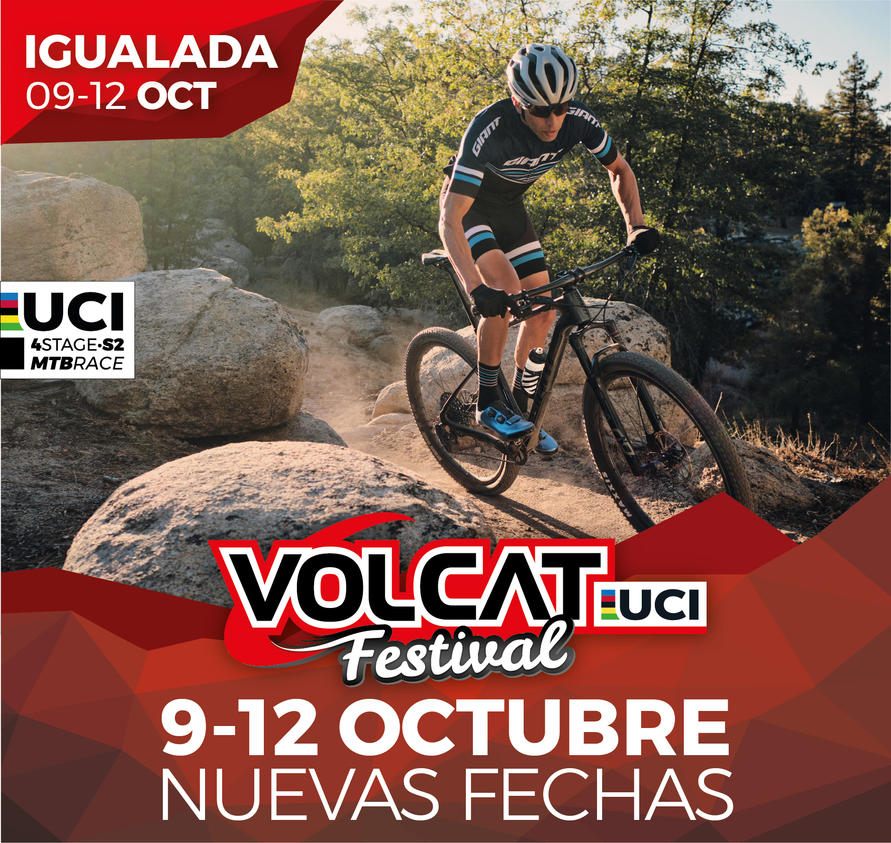 New dates for VolCAT Festival Igualada 2020 on 9, 10, 11 and 12 October