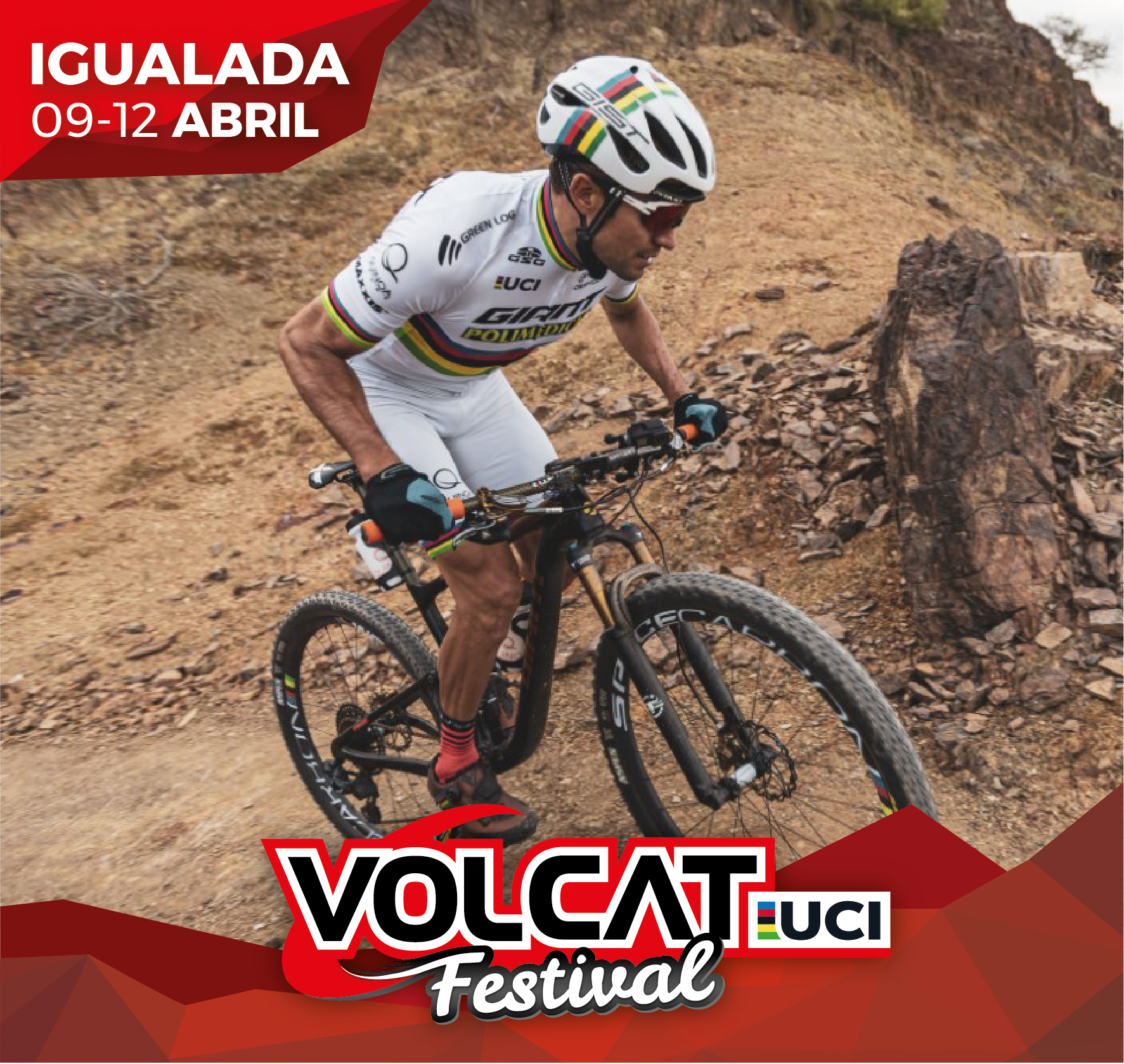 XCM WORLD CHAMPION LEONARDO P�EZ AT VOLCAT 2020