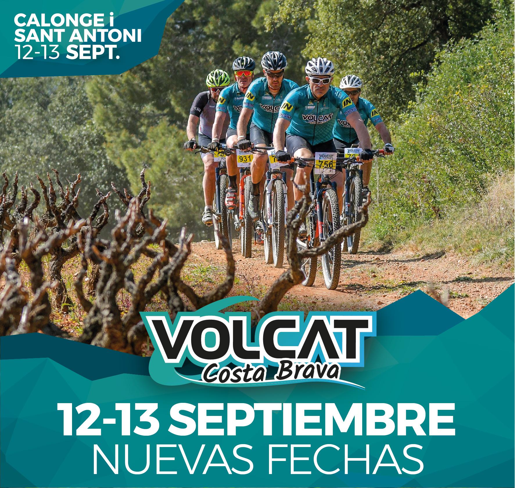 12 y 13 de septiembre, nuevas fechas para la VolCAT Costa Brava 2020 en Calonge i Sant Antoni, Girona