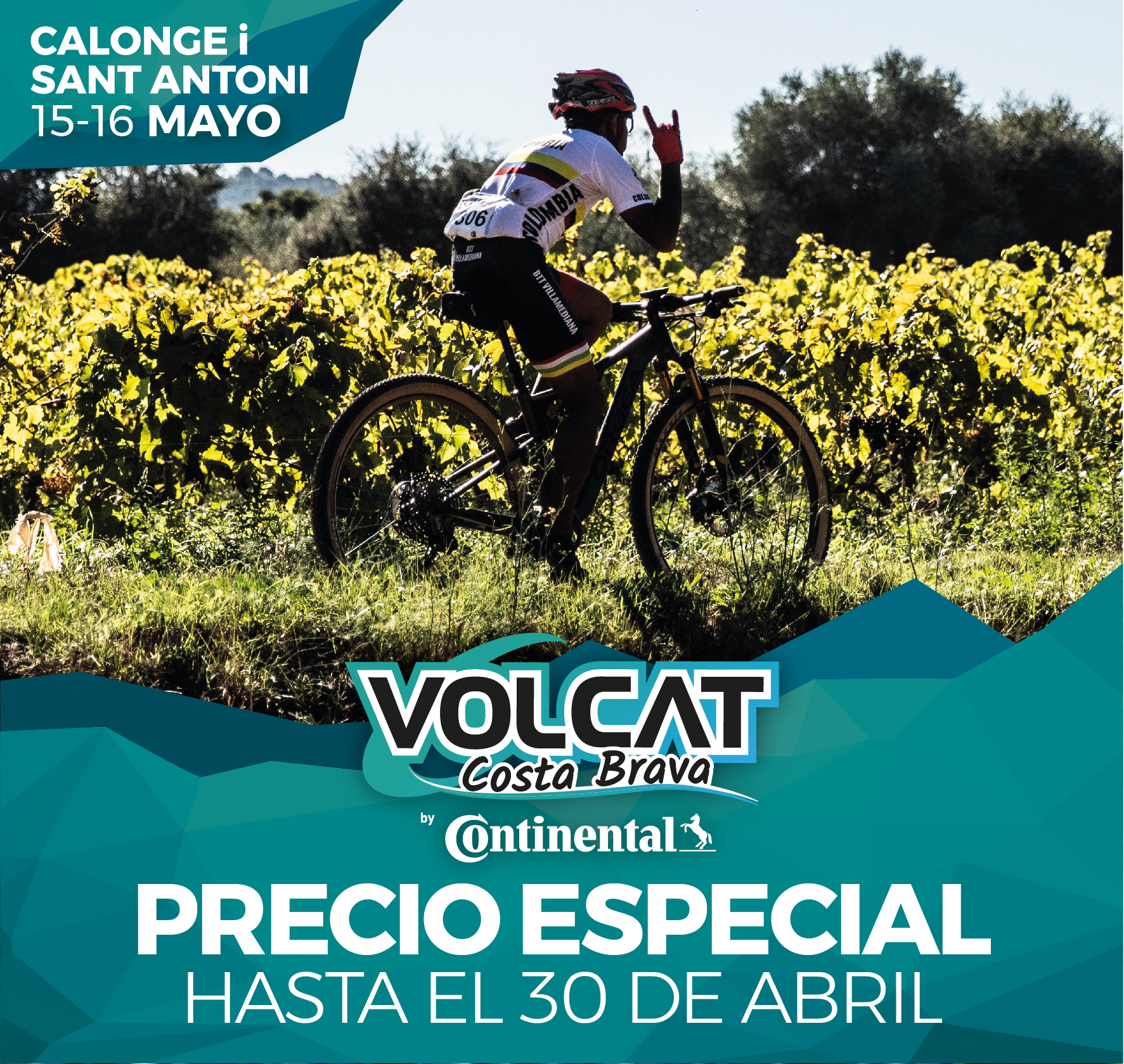 �LTIMAS PLAZAS VOLCAT COSTA BRAVA BY CONTINENTAL�2021