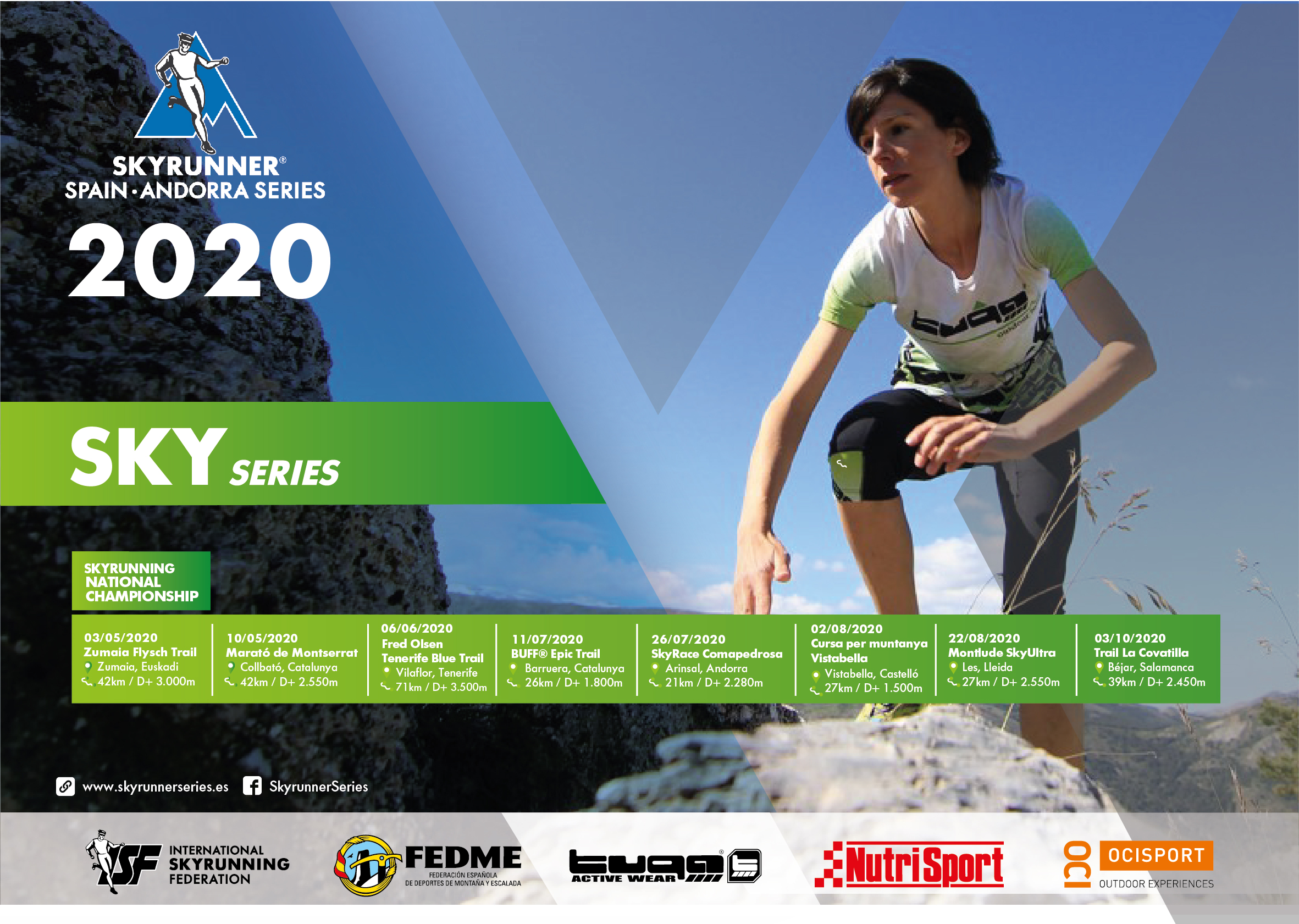 SKYRUNNER NATIONAL SPAIN � ANDORRA SERIES 2020
