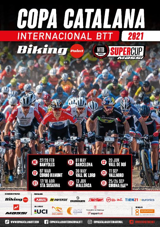 EL MILLOR CROSS COUNTRY MUNDIAL A LA COPA CATALANA INTERNACIONAL BIKING POINT I LA SUPER CUP MASSI 2021