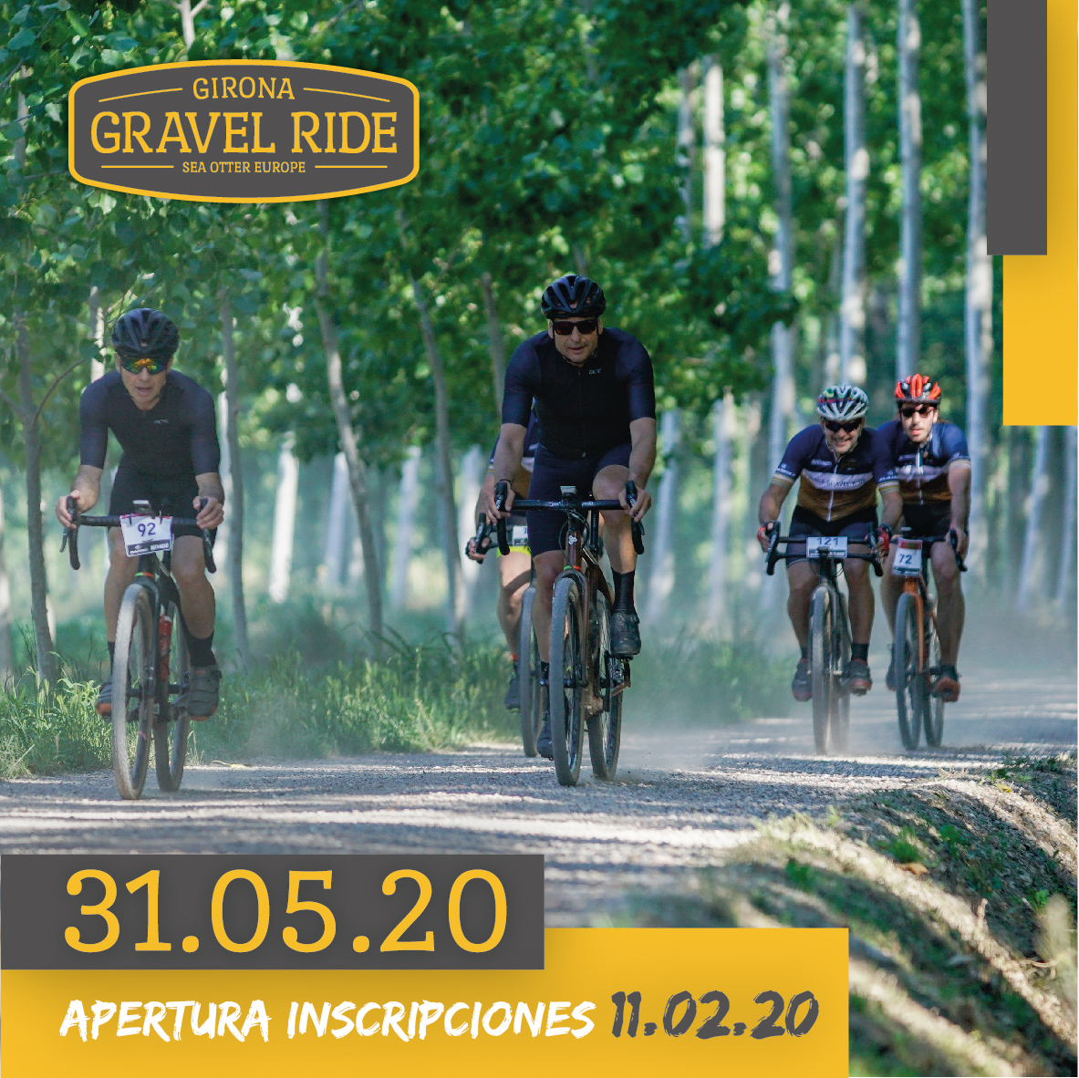 Descobreix Girona-Costa Brava amb la Girona Gravel Ride