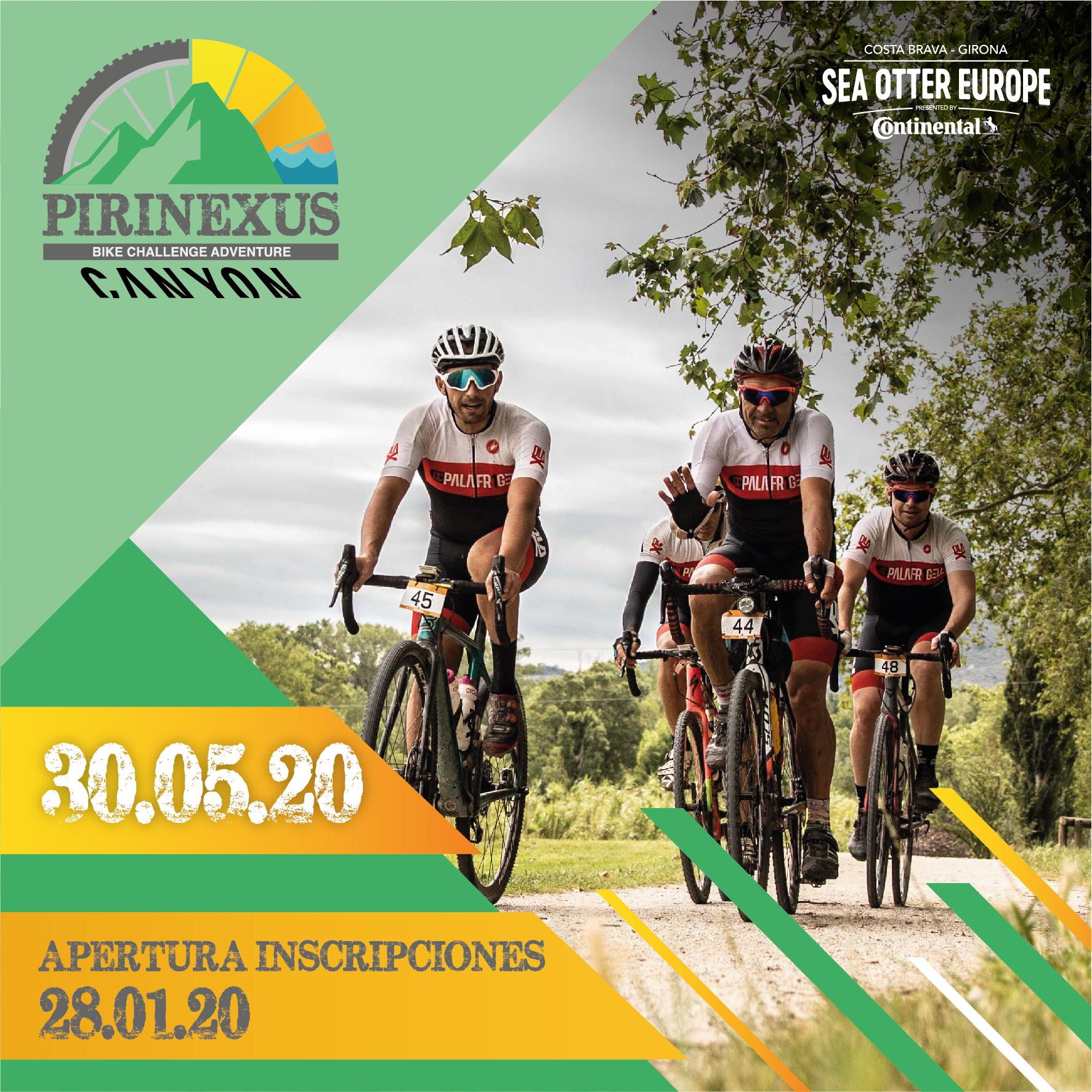 Canyon Pirinexus Challenge 2020 abre inscripciones el 28 de enero