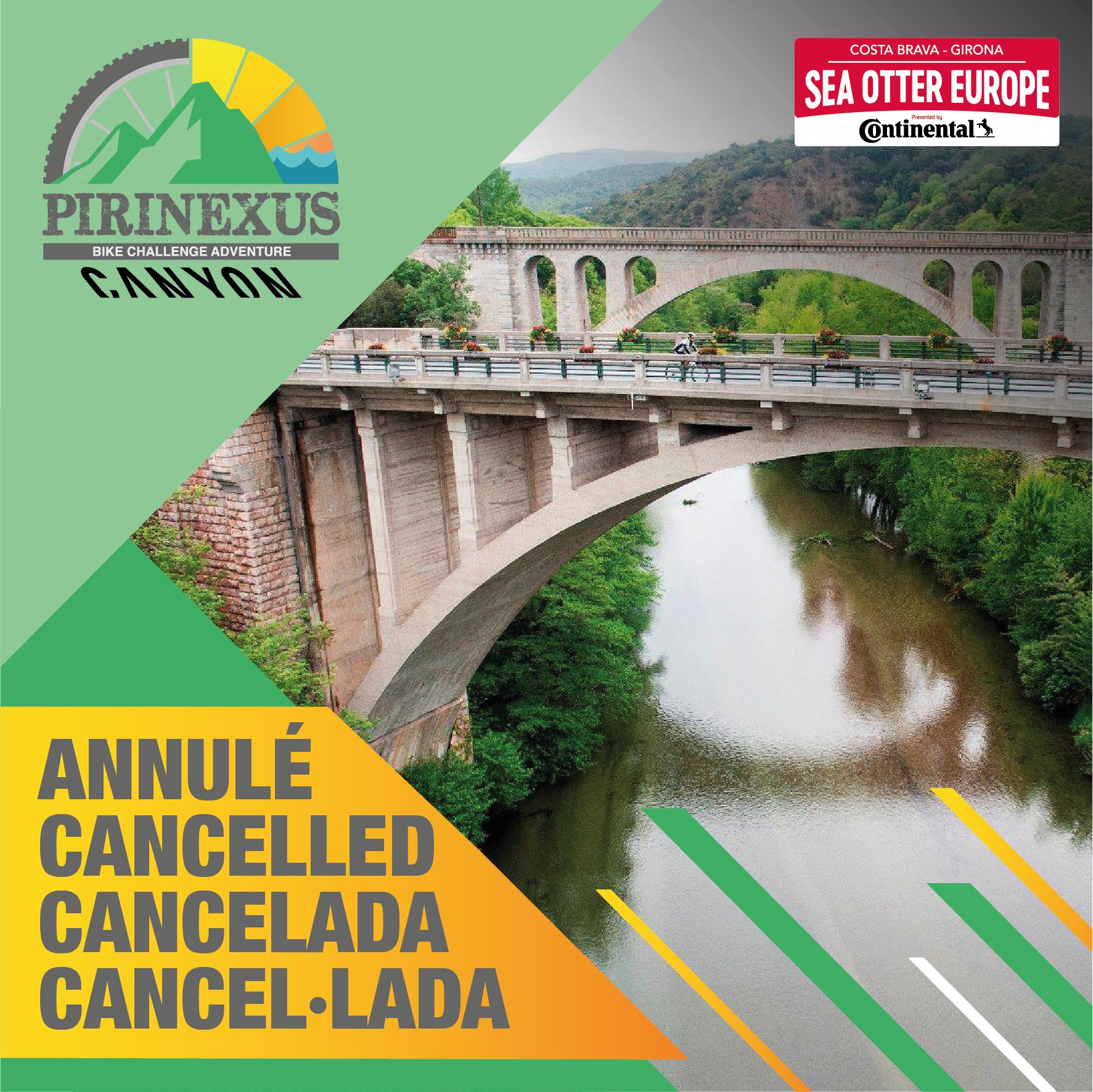 La Canyon Pirinexus Challenge 2020 esfusiona ambla Etixx Girona Gravel Ride