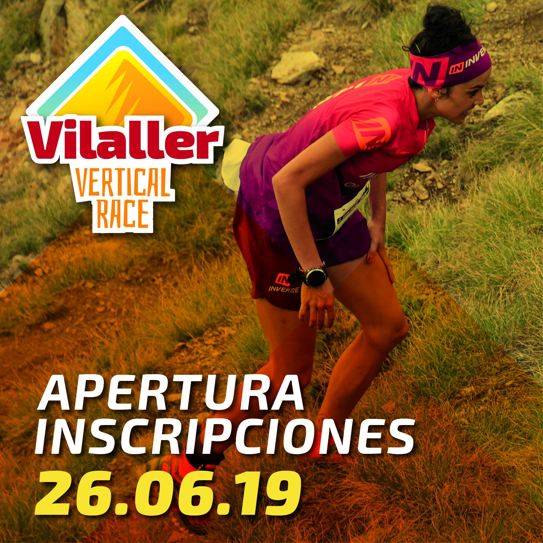 Empieza la cuenta atr�s para la Vilaller Vertical Race