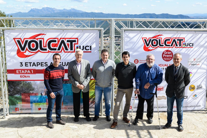 Presentadas las novedades de la VolCAT 2016 en la Tossa de Montbui