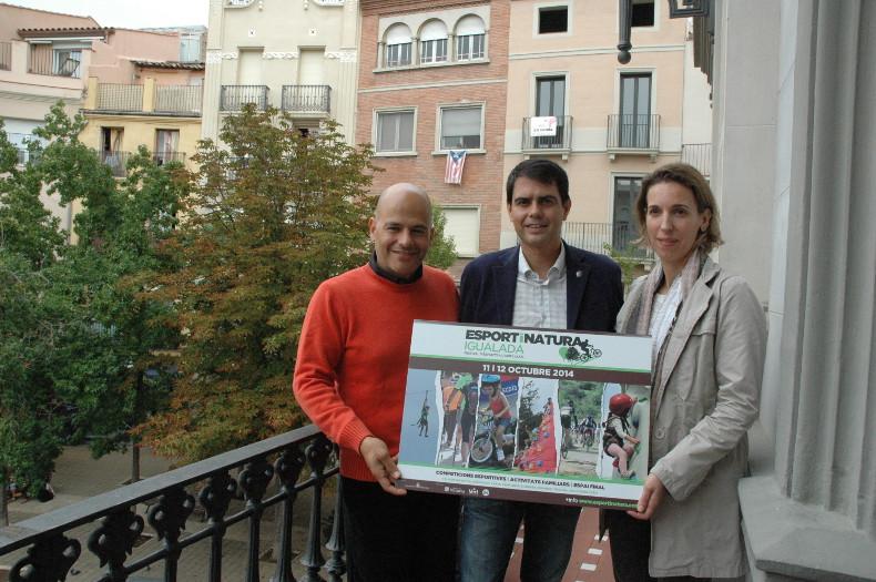 Presentat el festival Esport i Natura Igualada