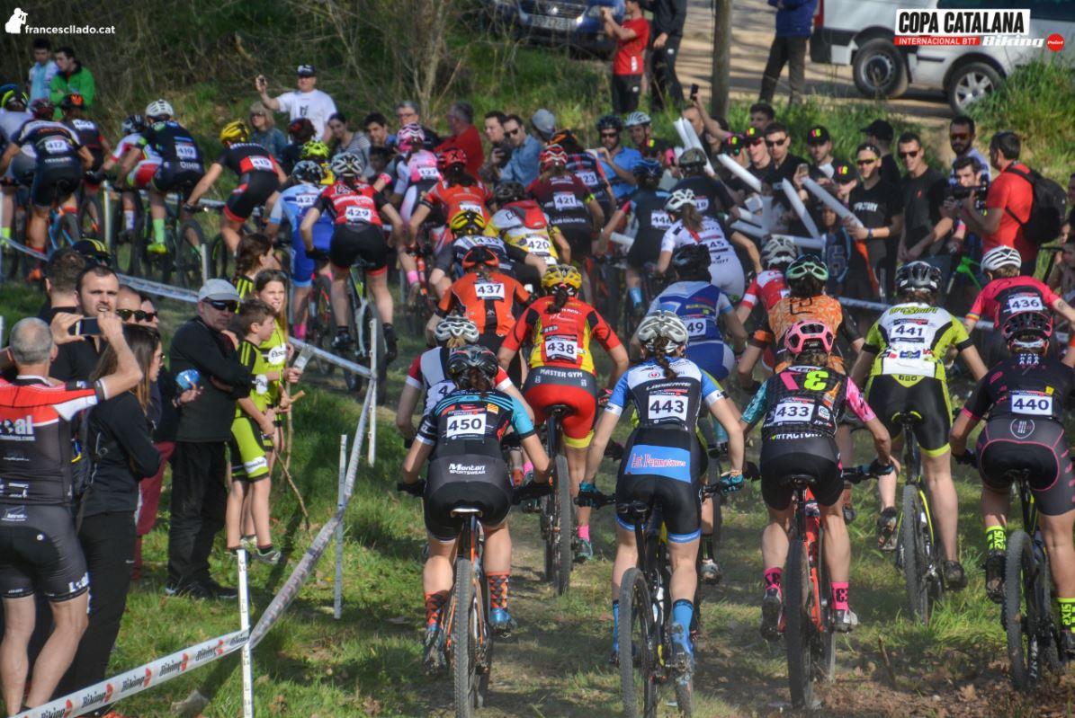 Bikes estelares en la Super Cup Massi de Banyoles