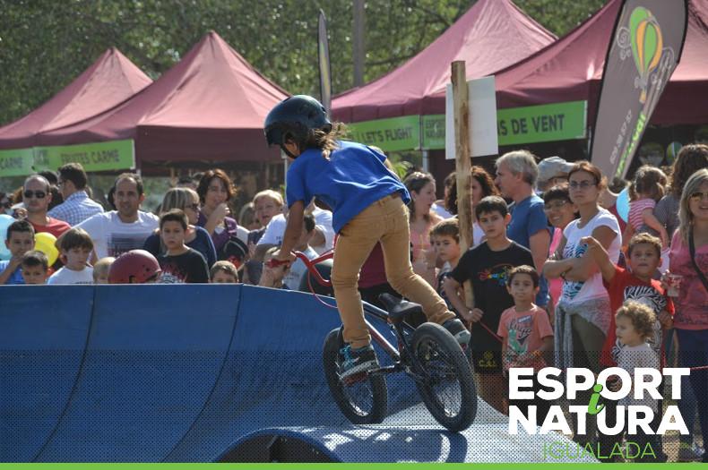 El festival Esport i Natura arrenca la segona edició a Igualada amb molt bones expectatives