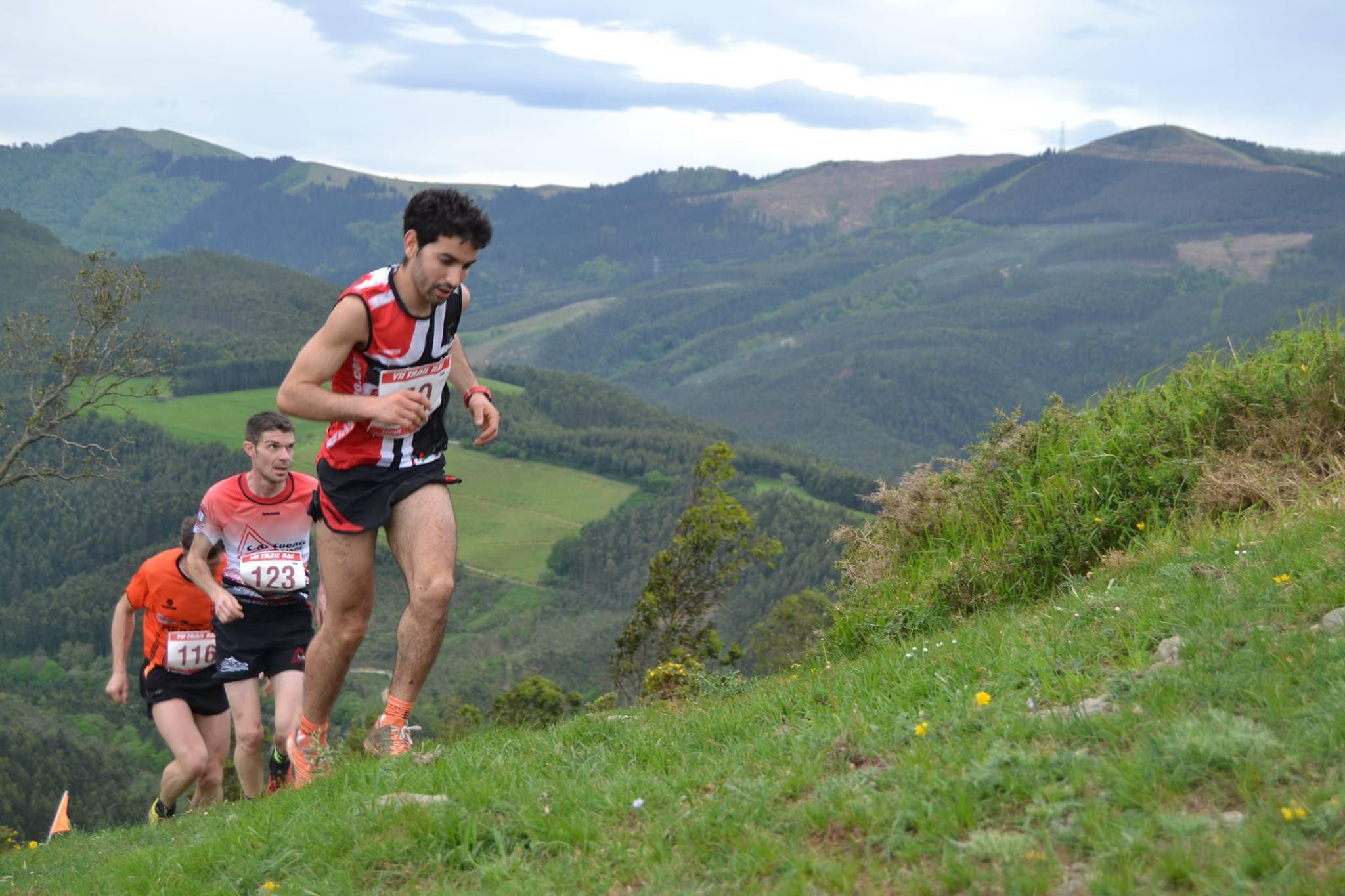 La Trail RAE de Otañes marca el ecuador de la Copa de España de Carreras en línea FEDME - Gran Premio BUFF® Salomon