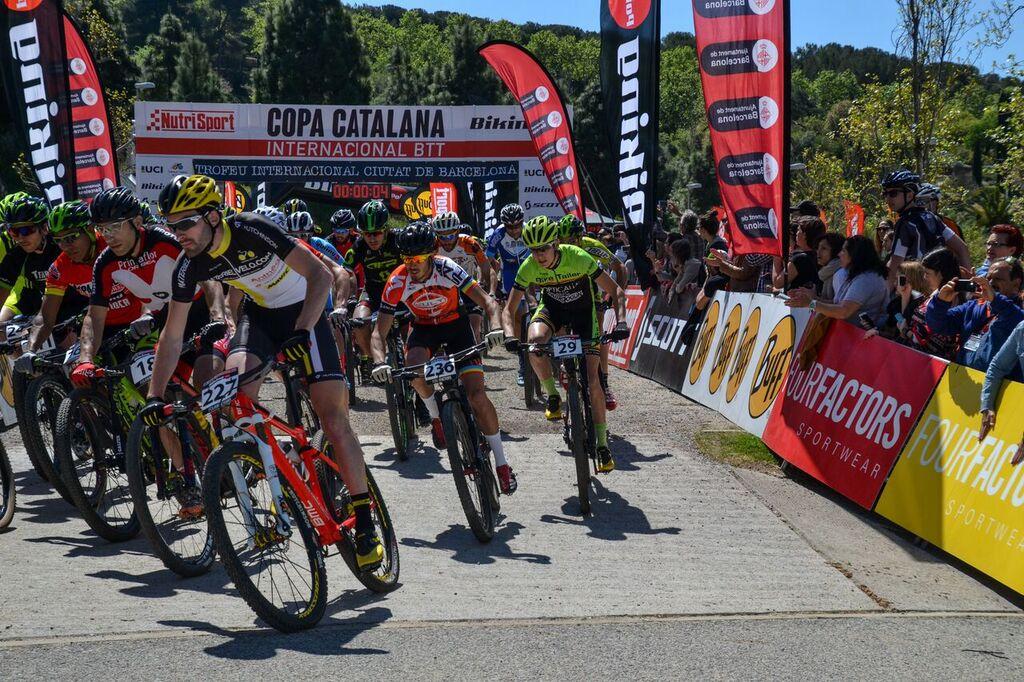 Ever Alejandro G�mez y Chlo� Passelande vencen en el prestigioso Trofeu Ciutat de Barcelona de BTT de la CCI Biking Point