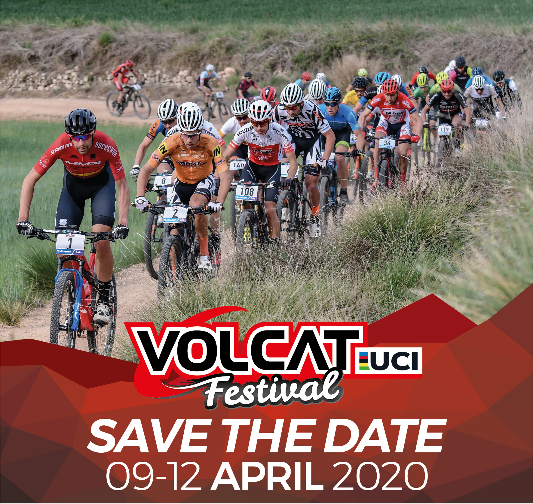 VolCAT returns with a new edition from 9 to 12 April 2020