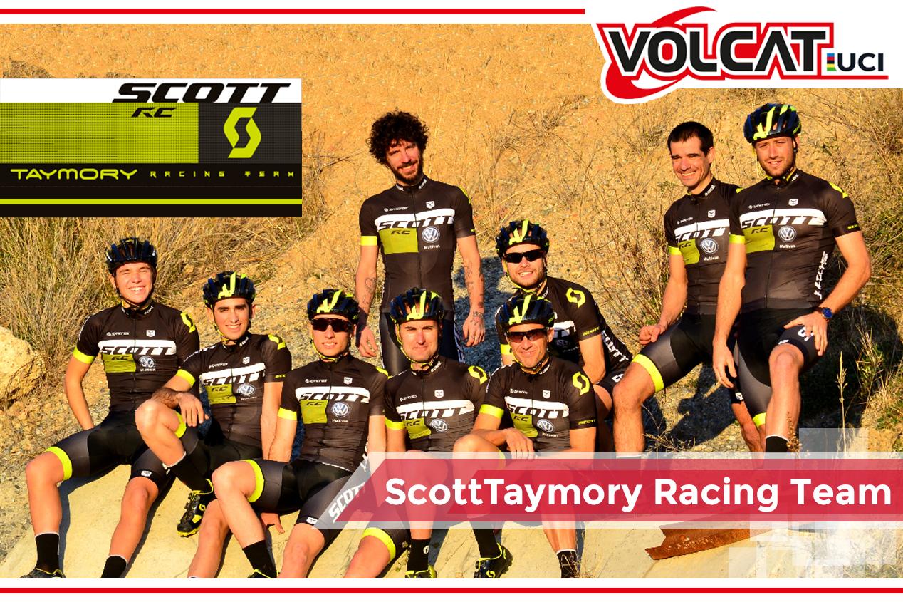 SCOTT seguir� apoyando a la VolCat y luchar� por la general con el Team SCOTT-Taymory