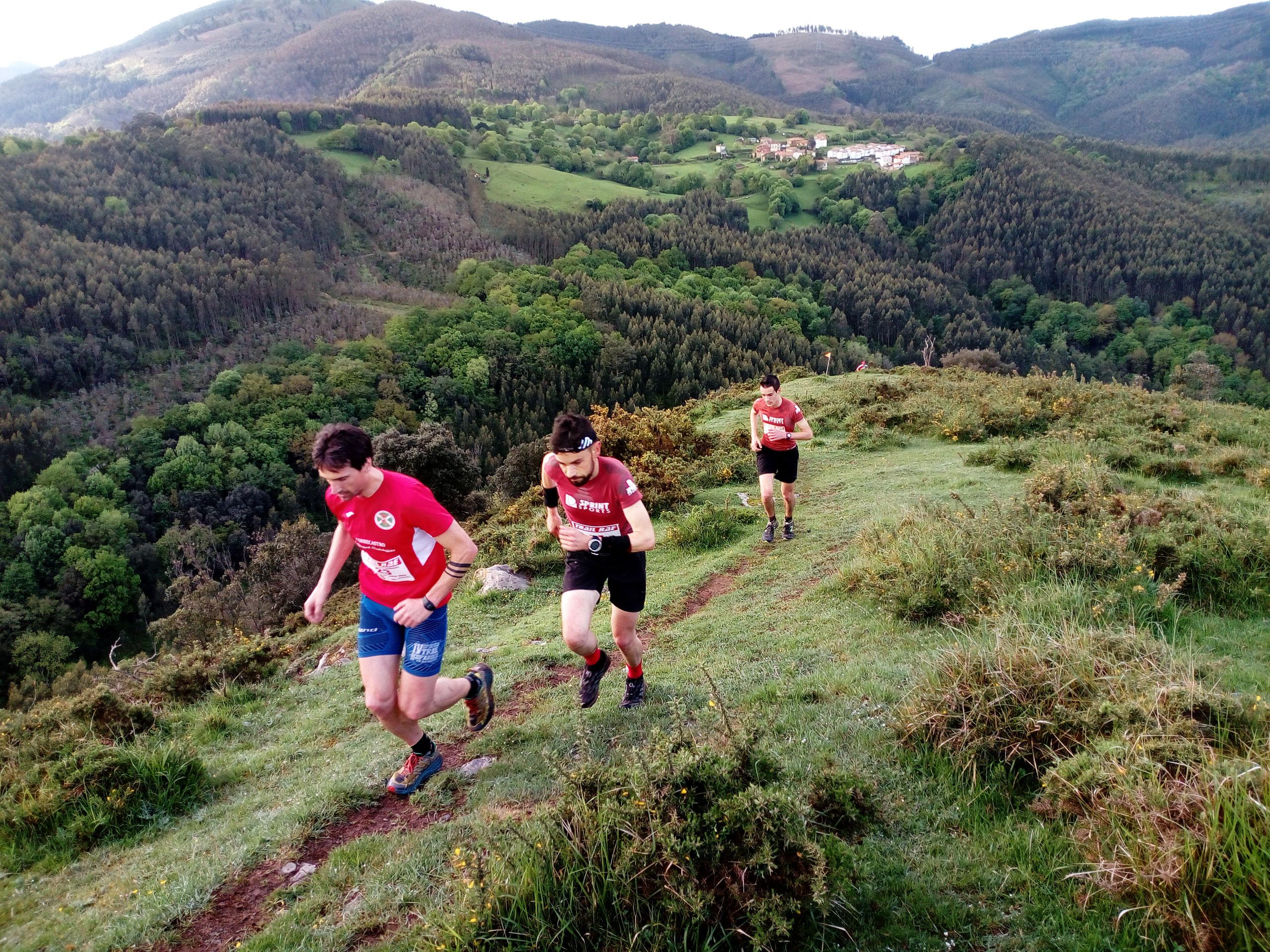 El Trail Rae de Otañes decidirá quienes son los Campeones de España de Carreras por Montaña FEDME- GPTUGA