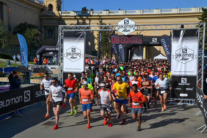 La Salomon Run agota inscripciones y abre 100 plazas extra