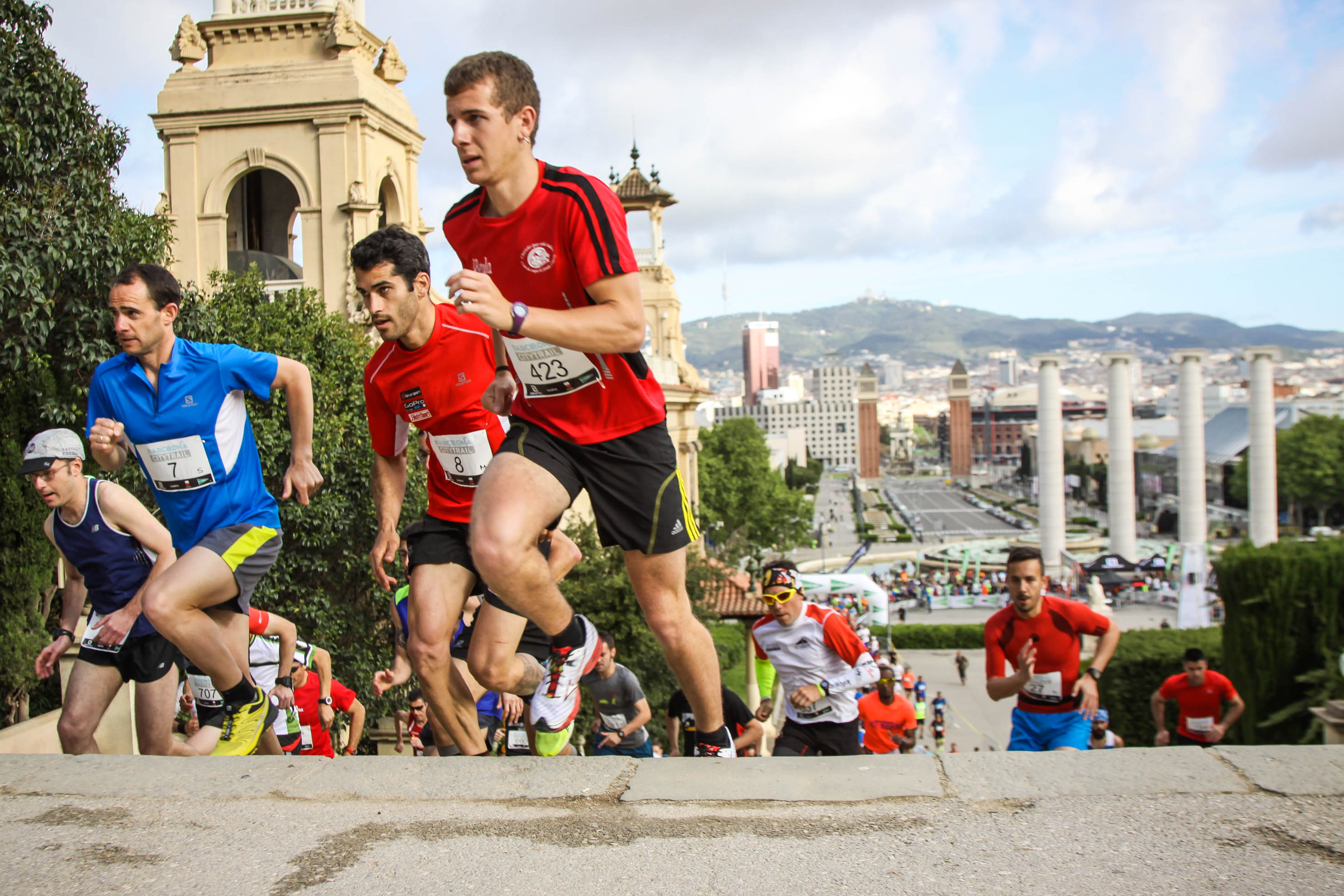 El 19 d'abril arriba l'aventura del running amb la Salomon Run Barcelona