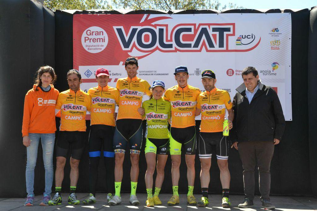 Ferreira y Morath se proclaman campeones de la VolCat Gran Premi Diputaci� de Barcelona 2015