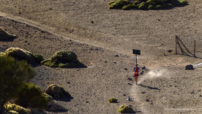 El palmarés de la Copa de España de Carreras por Montaña Ultra - GP Four Factors se estrenará en la Tenerife Blue Trail