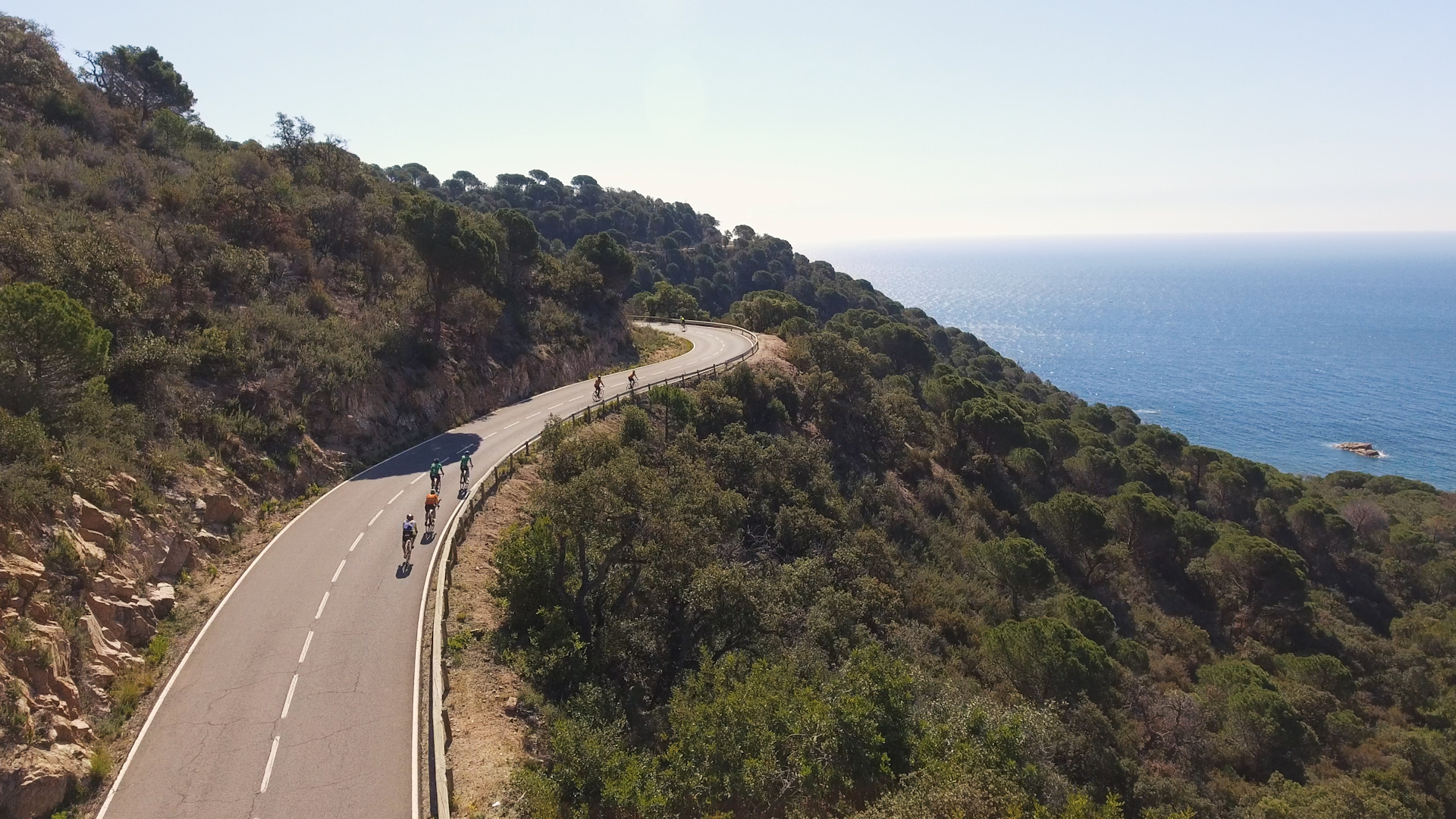 La Ciclobrava 2020 presenta els recorreguts que descobriran les millors carreteres pel cicloturisme