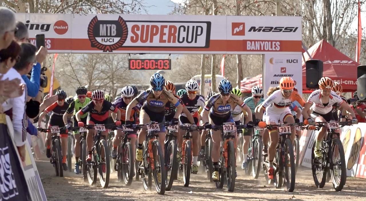 La Super Cup Massi de Banyoles repite como Hors Categorie y UCI Junior Series, abriendo el año olímpico con los mejores ciclistas del mundo