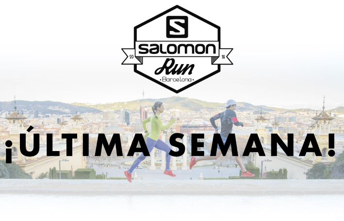 �ltimos 3 d�as para inscribirse a la Salomon Run de Barcelona