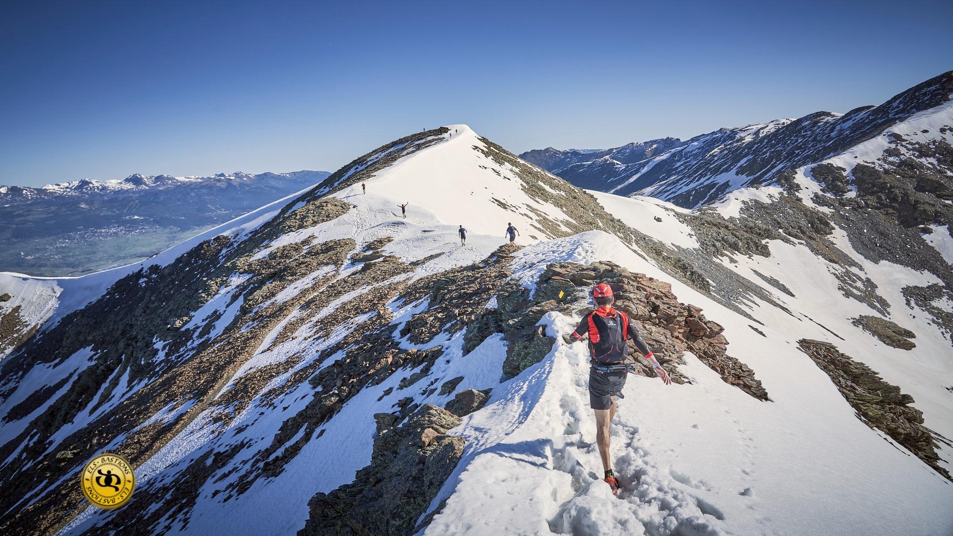 Las nuevas Peaks Ultra Series 2021 desafían a completar la Ultra Trail Barcelona, la Ultra Els Bastions y la Ultra Comapedrosa