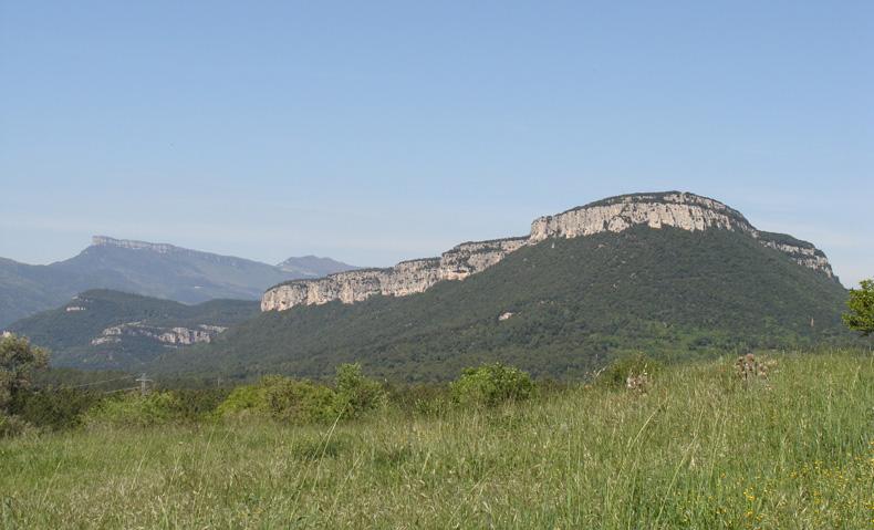 La Vall de Llémena és la zona escollida perlaSCOTT Marathon de Girona del 3de juny