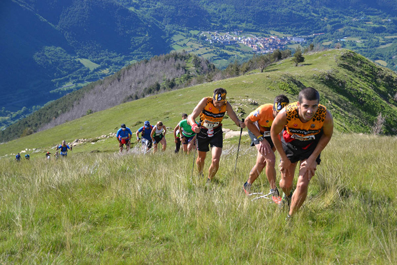 La poblaci�n de Vilaller acoger� el 26 de agosto el Skyrunning National Championship de KV, la Vilaller Vertical Race