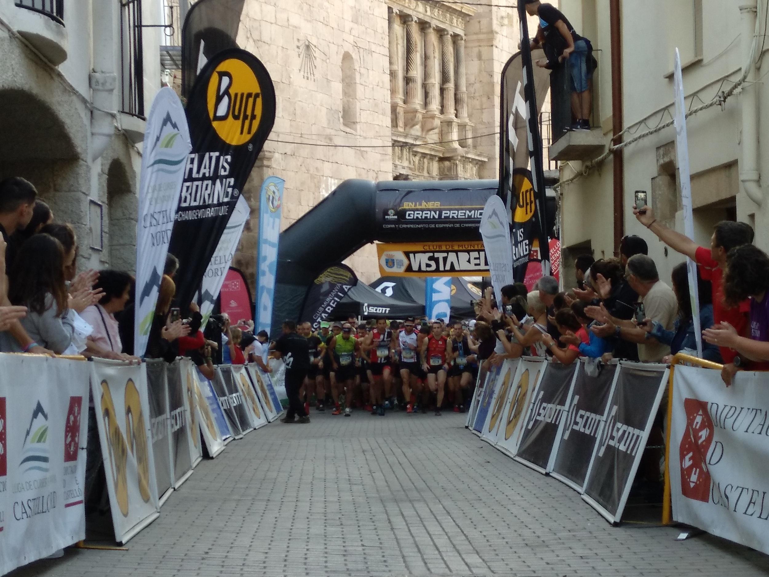 El Sestao Alpino y el Tierra Trágame se proclaman Campeones de España de Carreras por Montaña en línea de Clubes - GP BUFF®-SCOTT en Vistabella