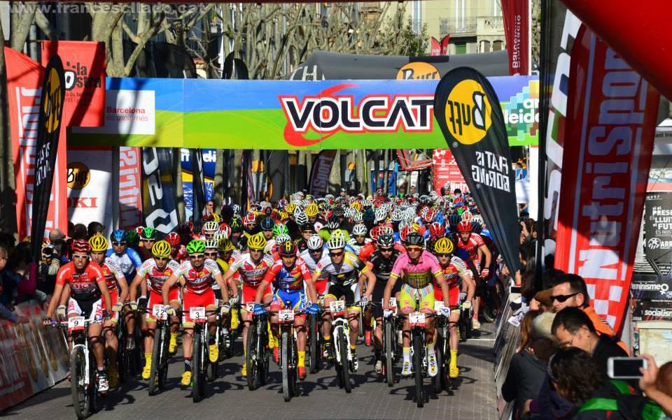 La �lite mundial del Mountain Bike se cita en la VolCat