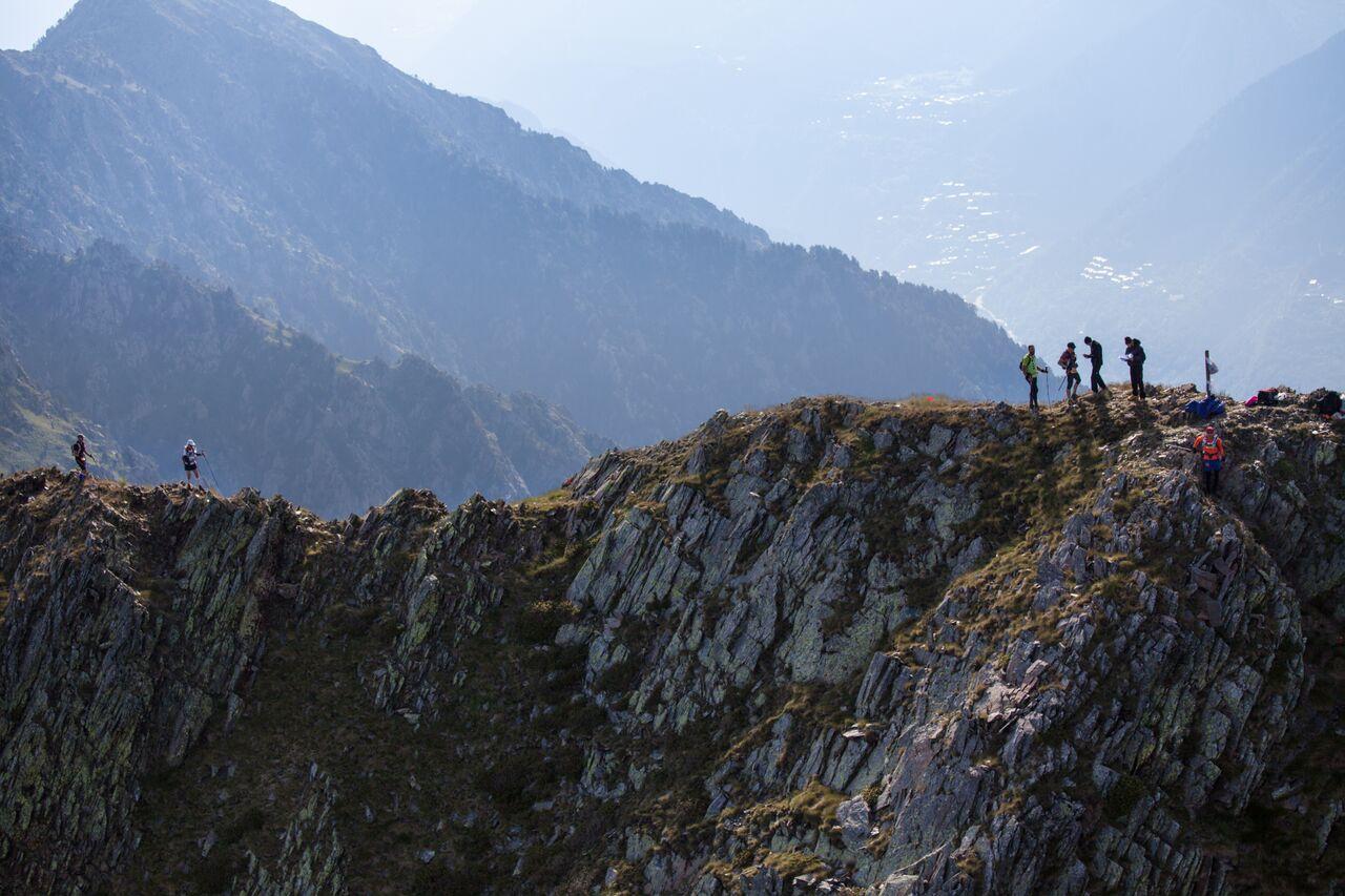 Las Ultra Series y las Sky Series llegan al ecuador del campeonato en el Andorra Ultra Trail Vallnord M�tic y la Marat� dels Cims