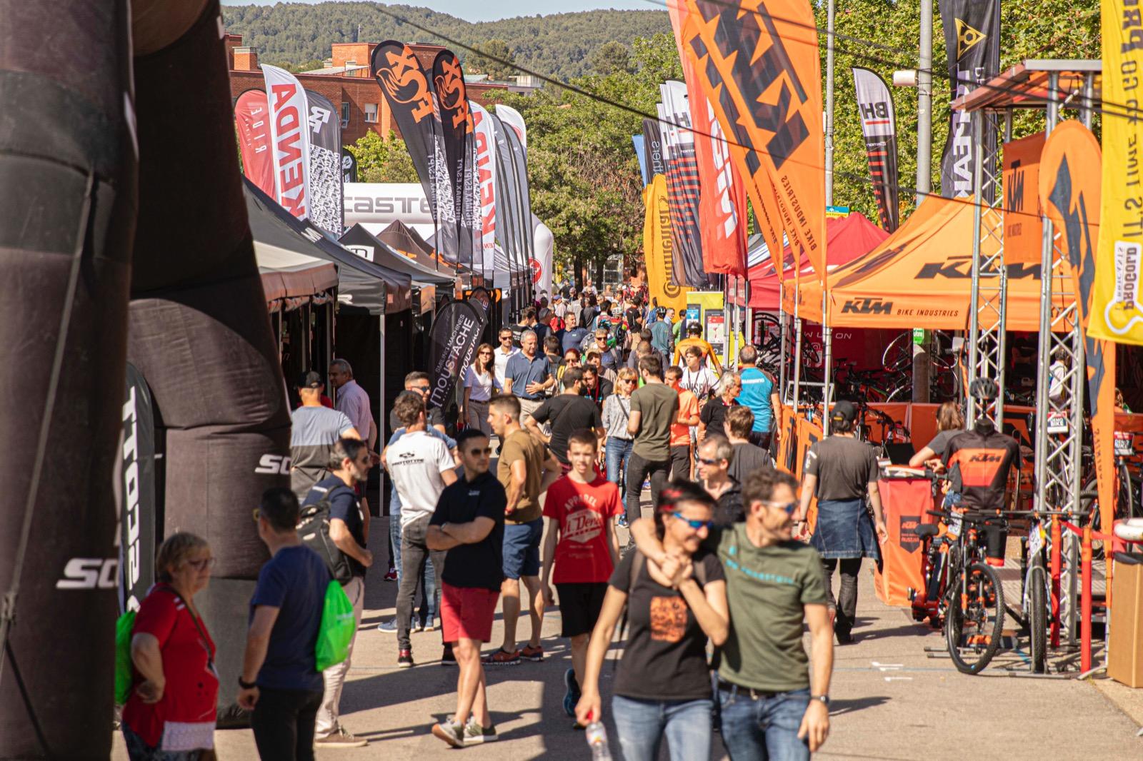El festival Sea Otter Europe abre sus puertas con cerca de 400 marcas y superará los 6.000 ciclistas inscritos en las diferentes pruebas