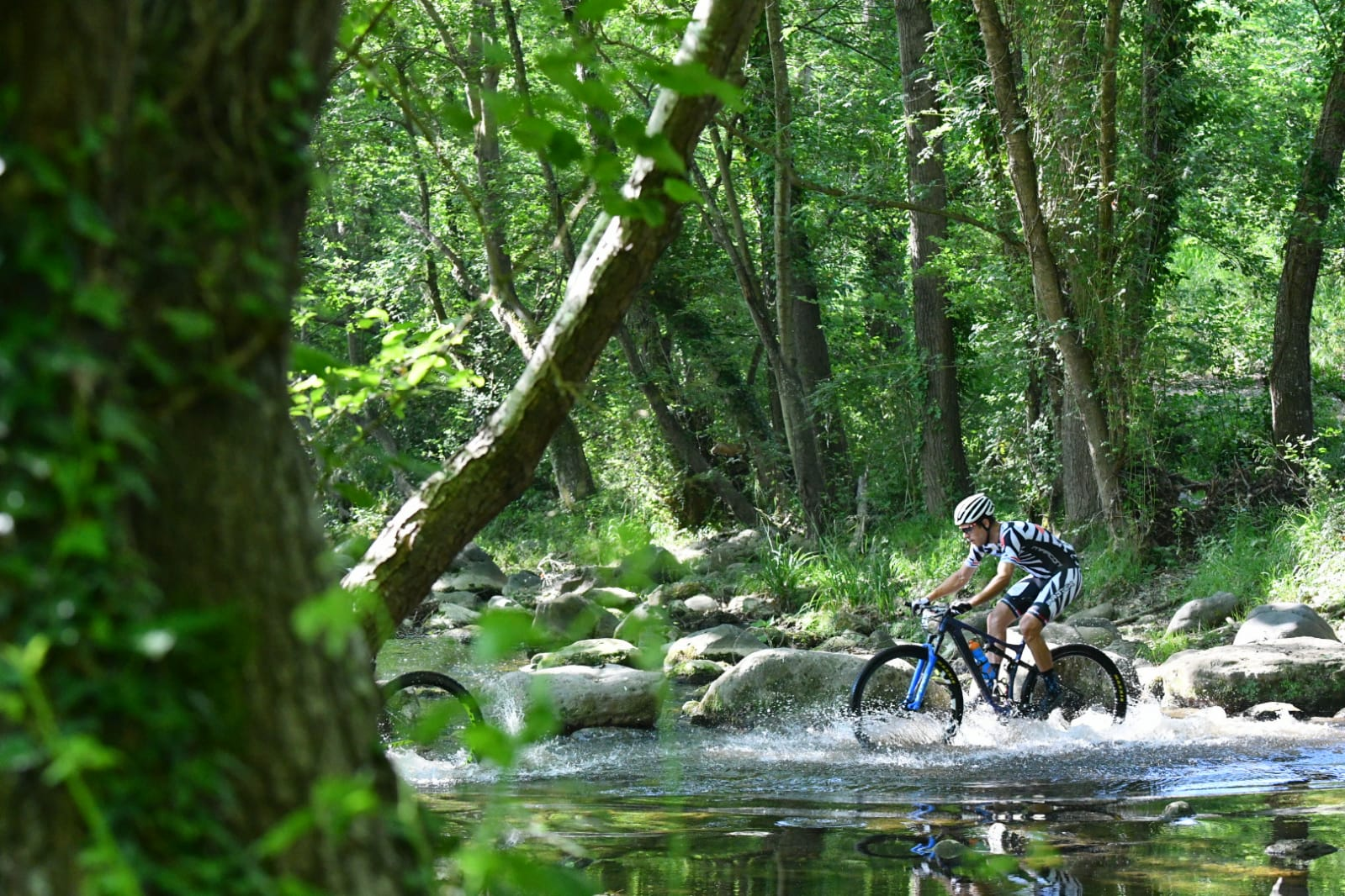 Becking i Janas guanyen la Scott Maraton Cup de la Sea Otter Europe en una jornada de pur mountain bike