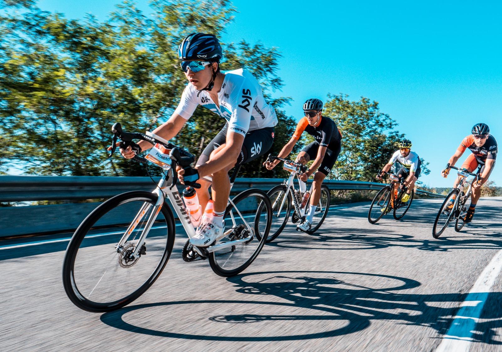 La tercera edició de la Ciclobrava meravella als ciclistes