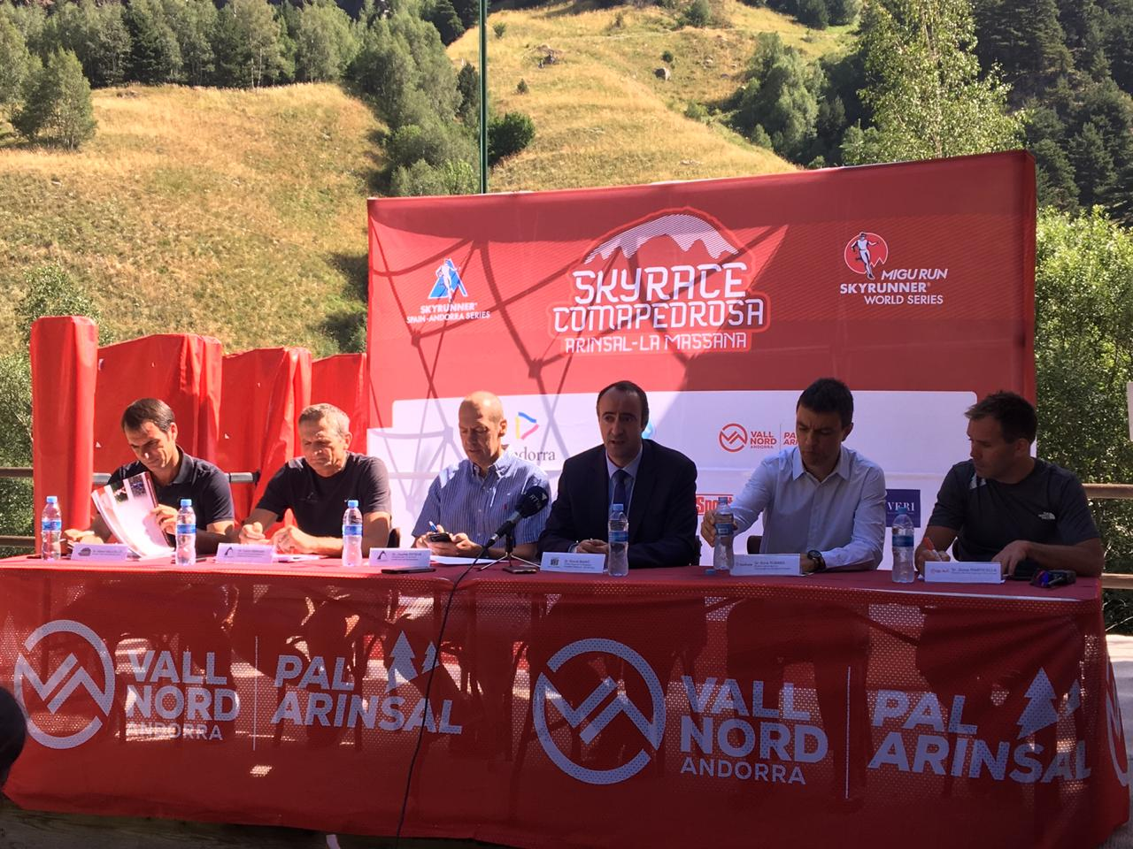 On the coming 28 July, La Massana will host the Skyrace Comapedrosa, which is part of the Migu Run Skyrunner� World Series