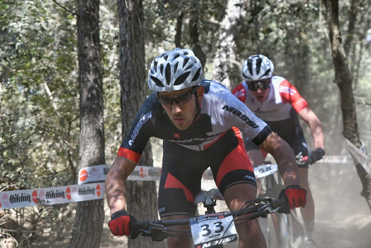 DRECHOU Y BELOMOINA VENCEN UNA DISPUTAD�SIMA COPA CATALANA INTERNACIONAL BIKING POINT DE CORR� D�AMUNT