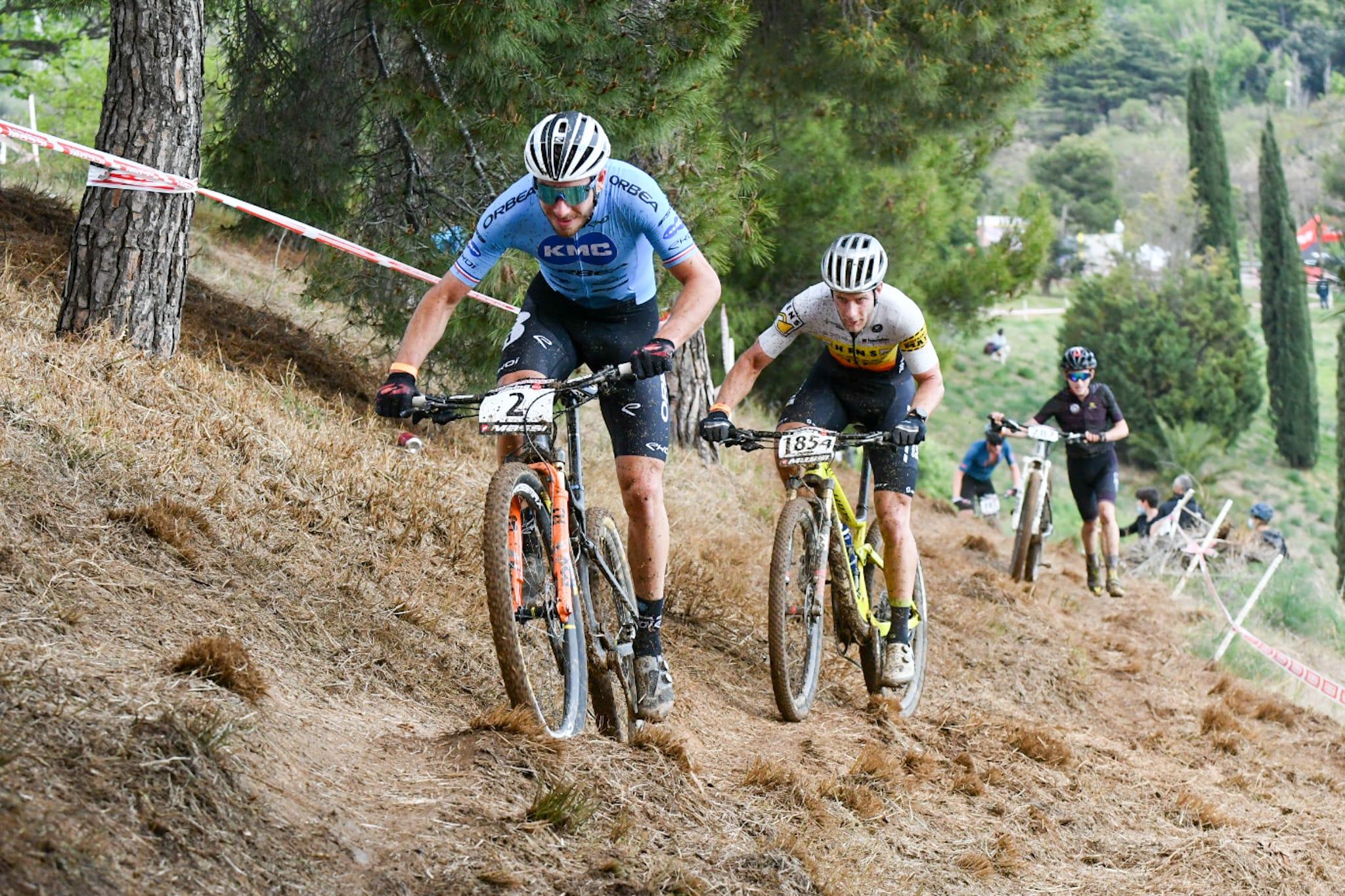 KORETZKY Y ROC�O DEL ALBA ESPRINTAN HAC�A EL TRIUNFO EN   LA CONTINENTAL SUPER CUP MASSI DE BARCELONA