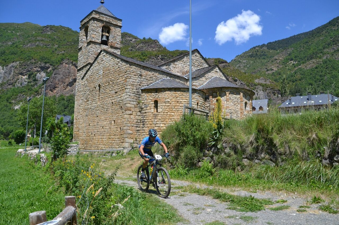 La Copa Catalana Internacional de BTT Biking Point 2016 se despide en la Vall de Bo�
