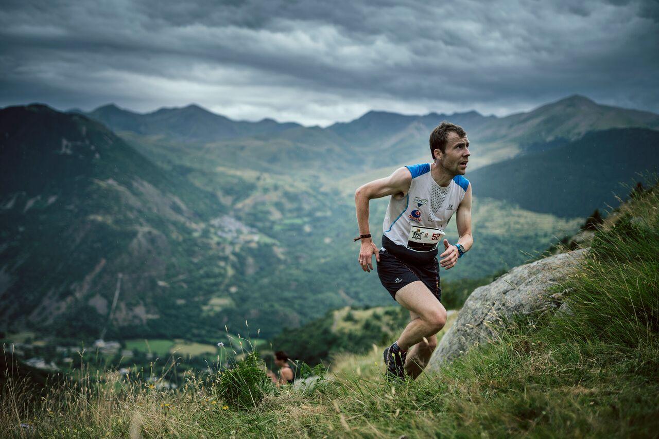 Stian Angermund-Vik y Christel Dewalle se proclaman campeones del mundo de Vertical Kilometer en la BUFF� Epic Trail